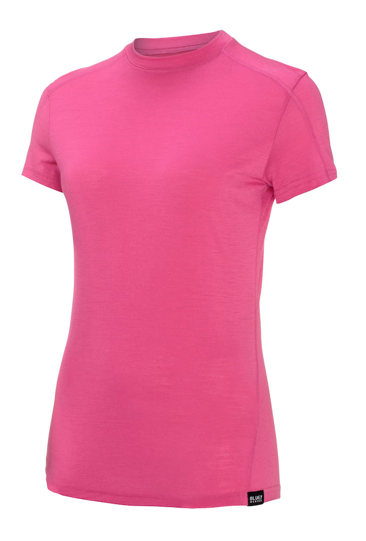 Shop for Women's Merino T-shirts