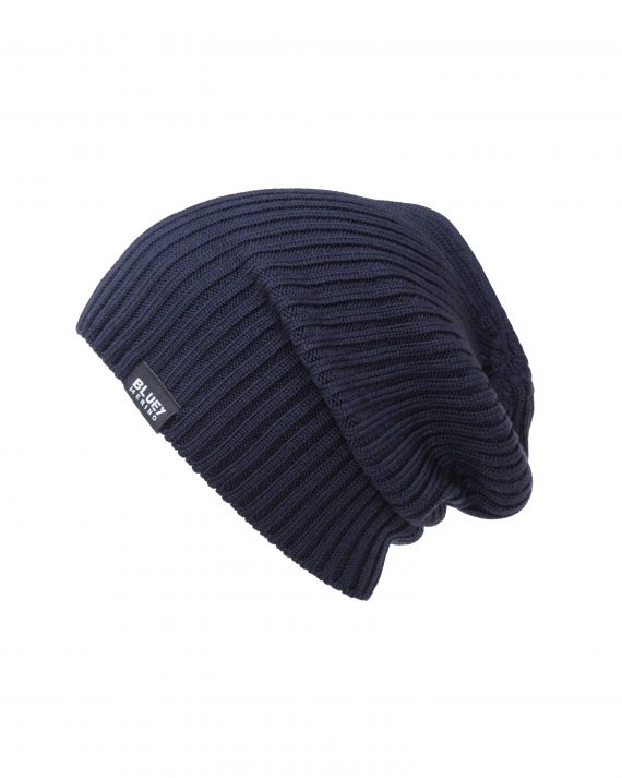 Merino Fishermans Knit Beanie